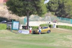 """180630 FIN, Hoyo 6 """"premio BMW hoyo en uno"""""""